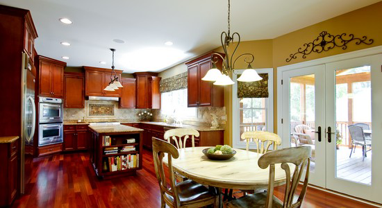Craftsman Model Kitchen